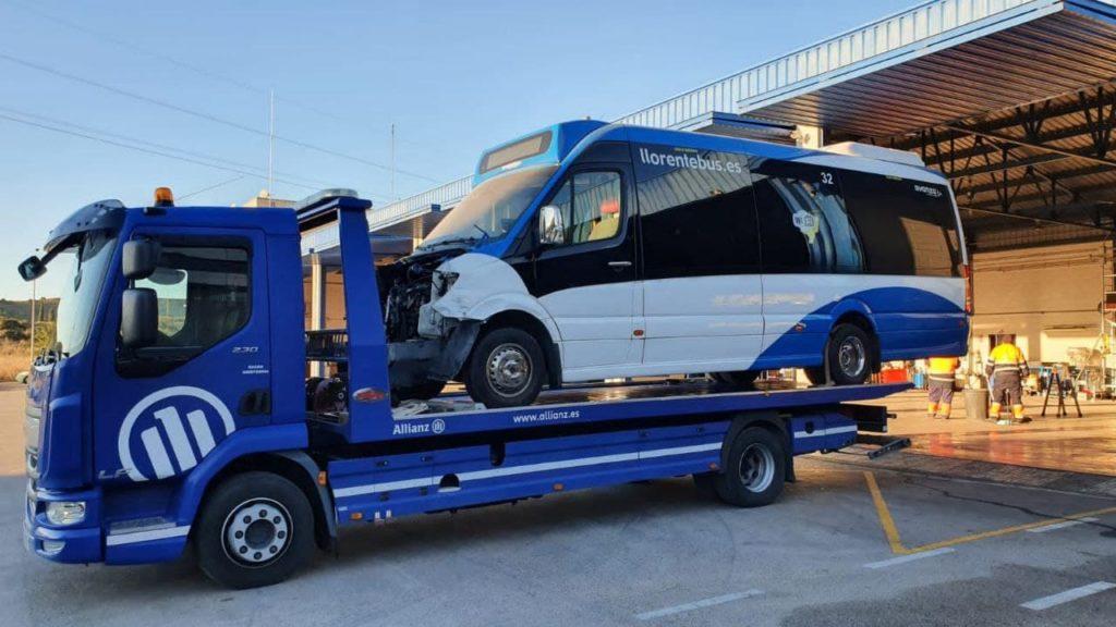 Gruas y vehículos de rescate Benidorm, asistencia en carretera